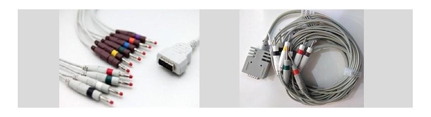 Cables EKG