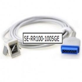 Sensor SPO2 dedo pediátrico, GE, 11 Pin, Clip, Tecnologia Ohmeda