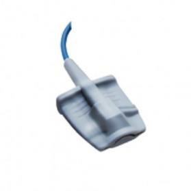 Sensor SPO2 dedo pediátrico, Phillips, 8 Pin, Soft, Tec. Phillips
