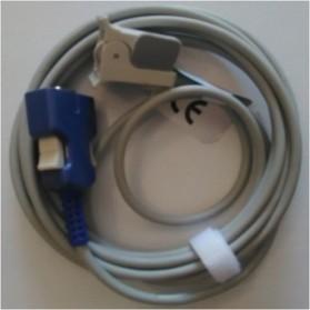 Sensor SPO2 dedo pediátrico, Nellcor, 14 Pin, Clip, Oxi-tech.