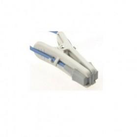Sensor SPO2 Oreja, Datex Ohmeda, 10Pin hembra