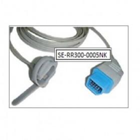 Sensor SPO2 Neonatal, Nihon Kohden, 14 Pin, Correa