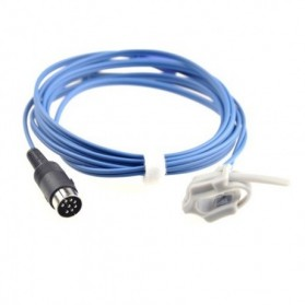 Sensor SPO2 Neonatal, Datascope, 8 Pin, Correa