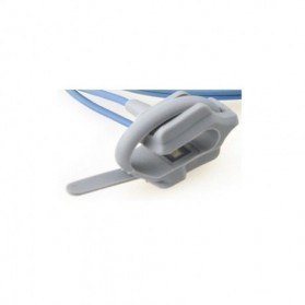 Sensor SPO2 Neonatal, GE, 11 Pin, Correa, Tecnología Nellcor