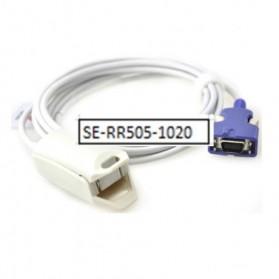 Sensor SPO2 dedo adulto, Mediana, 14 Pin, Clip