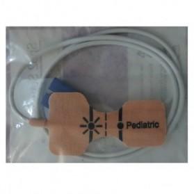 Sensor SPO2 Desechable Pediátrico, Nellcor Oximax, DB9 (9 Pin)