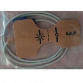 Sensor SPO2 Desechable Adulto, Nellcor Oximax, DB9 (9 Pin)