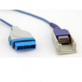 Interfaz SPO2, GE, 11 Pin→DB9F, Tec Nellcor