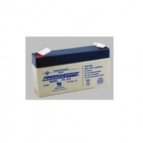 Bateria, 6 V, 1,2 Ah, PS-612