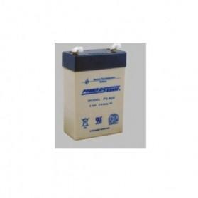 Bateria,6V,2,8Ah,Nellcor,PS-628