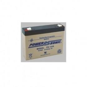 Bateria,12V, 2,8 Ah, PS-1228