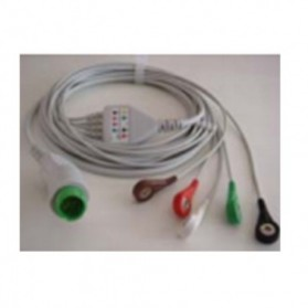 Cable Completo ECG, 12 Pin, 5 leads, Mindray