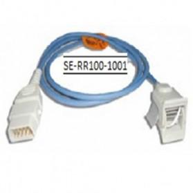 Sensor SPO2 dedo pediátrico, BCI, DB9(9 Pin), Clip