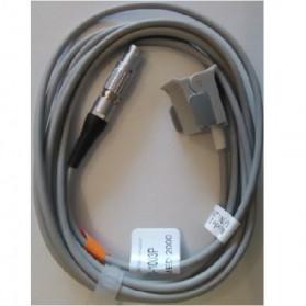 Sensor SPO2 dedo pediátrico, Critikon, 7 Pin LEMO, Clip